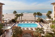 Luxury Hotels / From the lobby to the guest rooms, this is luxury Hotel Casa del Mar, Santa Monica, CA.