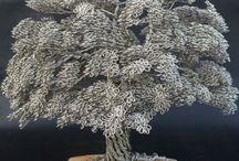 Árvore de arame