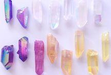 Crystals & w/e