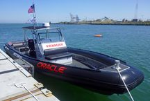 America's Cup - Oracle Team USA / by SeaDek Marine Products