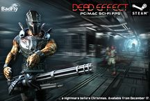 Dead Effect 1 / Our flagship - check it out here: http://deadeffect.com/