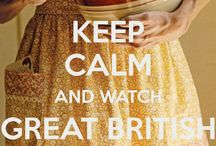 Great british bake off / Shoes, bags, cakes, christmas and travel ♥