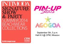 #CPM - Collection Première Moscow / #PinUpStars #fashionshows (September 5th at 5 pm Hall 8.3).