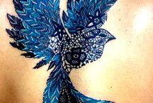Főnix Tetoválások