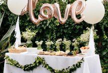 шары на свадьбе