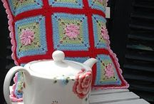 ♡ kussens haken / crochet pillows