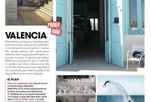 Publicaciones en revistas / Publicaciones en medios de comunicación del Hotel Restaurante Balandret.