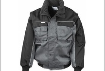 Corporate clothing / Special clothing for working, business or promotion.