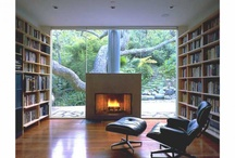 For the Home / Libraries, home design, and things I love.