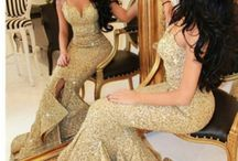 extravagant gowns