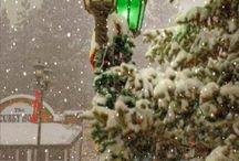 Christmas Bright Trees**