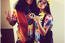 Hippie outfit - Taleah party