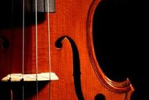 I love fiddles / Photos of fiddles / by Karen Troyer