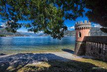 Como Lake / Photography, Como, lake, landscape