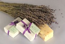 Jean Barry Soaps / Our range of soaps are handmade with love on our farm in Cornwall, UK, using only natural and the highest quality ingredients.