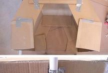 Cardboard BOAT / by April Karels