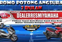 Promo Yamah N-Max dan Aerox 155 2018