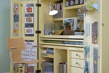 Genealogy - Work Space Ideas