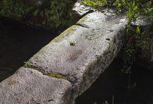 A arquitectura da auga do Sar / Elementos para aproveitamento da auga