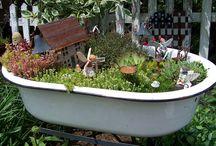 Clawfoot tubs