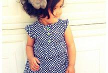 Baby Fashionista   / by Raquel