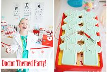 Doctor Nurse Medical Party / by Rachel Christy Cushwa