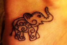 Tattoos / by Anna Cardwell