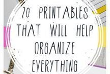 Organize my life!!