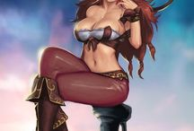 girls & pirates