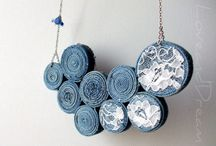 denim jewelry