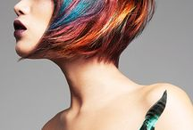 Mellem hår - Dame