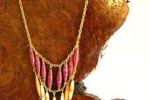 Beads necklaces - collane di perline
