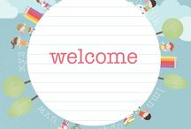 Welcome! / inspiration