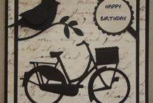 Snijmallen fiets