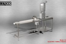 BE&SCO Tamale Machines / High Performance Automatic and Manual Tamale Machines