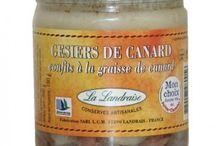 Canards, Gésiers / Canards & Gésiers, voir l'ensemble de nos produits dès maintenant sur www.aux-delices-de-landrais.com Achetez local - Made in France.