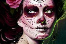 Dias de Los muertos / by Corona Jennings