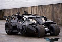 Batmobile (tumbler)