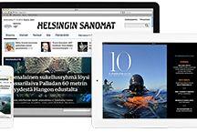 Minun juttuni Suomen mediassa / Minun juttuni erilaisissa suomalaisissa lehdissä
