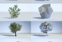 foliage models/textures