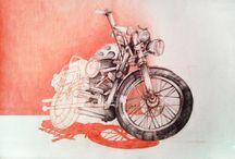 Drawings, painting