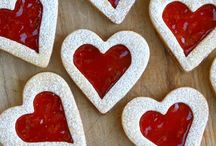 HOLIDAY: Valentine's Day Treats and Eats / Try these yummy recipes to celebrate the day of LOVE. You'll fine Valentine's Day Breakfast ideas. Valentine's Day School Lunches and Valentines's Day Dessert Ideas. Everything to make for the special people in your life this year! / by Shellie Deringer (Saving With Shellie)