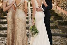 Wedding dress / by Emma Kuhn
