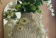 плетение корзин