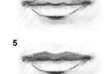 Disegnare Le Labbra