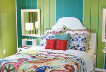Girls bedroom / by Carmen Anderson Fleck