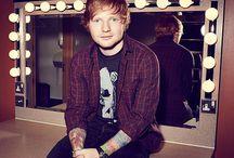Ed Sheeran / by Kimberly Blair