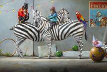 Paintings / Paintings of Wim Bals