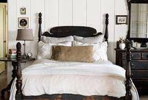White bedroom / by Cindy Lindwedel Lesinski