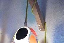 Lamps / New Lamp Designs from MikkalinaGlas #MikkalinaGlas #bullseyeglass #art #lamps #light #interiordesign